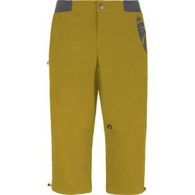 E9 3Quart Miehet Lyhyet housut , keltainen